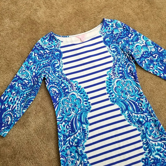 0e739417036fc4 Lilly Pulitzer Dresses | Nwt Moon Jellies Stripe Nila Dress | Poshmark